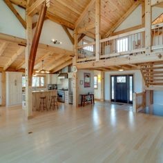 Rocky Gap Cabin Interior