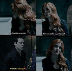 Season 1 Episode 13: Clary and Simon