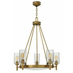 Found it at Wayfair - Collier 5-Light Candle-Style Chandelier