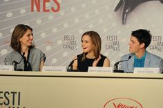 Sofia Coppola, Emma Watson and Israel Broussard - Press conference - The Bling Ring © FDC / L. Otto-Bruc