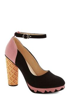 Superlative Sundae Heel - Sundae heels!! <3