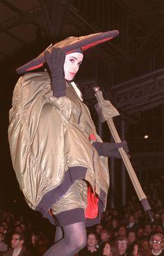 1988-89 - Jean Paul Gaultier  show
