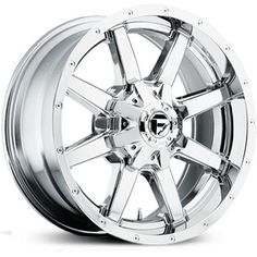 Fuel Off-Road Maverick Chrome Wheel Rim. We provide better custom wheels and tires at affordable prices and superior customer service. Shopping online for rims and tires? Fuel Rims, 24 Rims, Custom Wheels And Tires, Rims And Tires, Exo, Chrome Wheels, 20 Wheels, Truck Wheels, Lifted Dodge