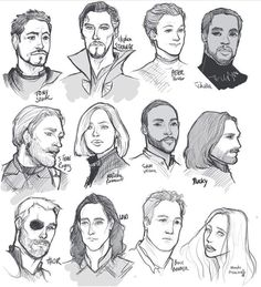 marvel drawings sketches avengers drawing draw fan jennifer characters pencil maximoff character palmiraduger zeichnungen peter comics dc cool gossip easy