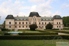 Castle Humenné - Slovakia