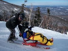 Adaptive Sports Partners of the North Country - Franconia, NEW HAMPSHIRE
