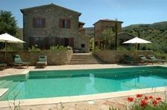 For sale, 2110/UM, Fabulous and luxury restored farmhouse with pool and stunning views, Umbertide, Umbria, Italy « Casa & Care