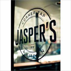 jasper's window graphic
