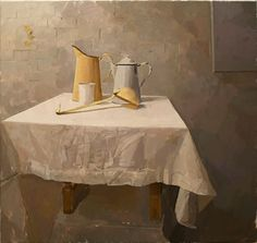 Still Life with Ladle