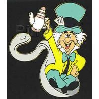 Pin 40864 Disney Auctions (P.I.N.S.) - Mad Hatter in Teaspoon