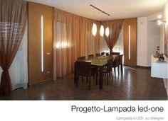 Lampada a Led, Milano, 2009 - ABprogetti - Arch.Bellini