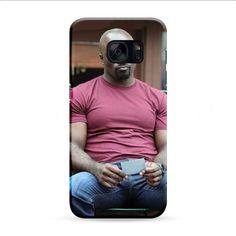 Luke Cage Red Shirt Samsung Galaxy S7 Edge 3D Case