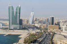 O menor dos estados árabes e a capital financeira do Golfo, Bahrein foi o primeiro país a abrir as suas portas para o turismo nos anos de 1970.