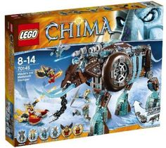 Tyler loves any of the Chima Lego stuff....but they are pretty expensive