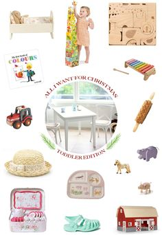 We spy some Petit Collage on this  Toddler Christmas Gift Guide from She Sows Seeds!