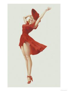 Pin Up Posters, Vintage Pin Up Posters, Pin Up Girls Art, Photos and Prints