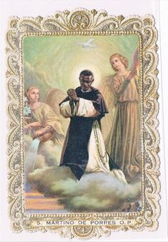 November 5th is the feast of St. Martin de Porres on the traditional Dominican Calendar