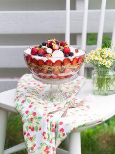 Kulhokakku - Täydellinen Hävikkiherkku | Annin Uunissa Delicious Cake Recipes, Yummy Cakes, Easy Baking Recipes, Free Recipes, Cake Fillings, Sweet Pastries, Frosting Recipes, No Bake Cake, Eat Cake