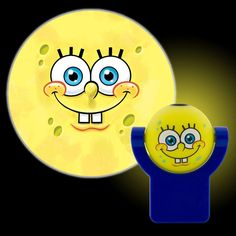 Projectables SpongeBob SquarePants Plug-In Night Light