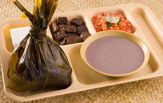 Highway Inn | Hawaiian Food Restaurant and Catering, since 1947. Triple D. Oahu. Hawaii.