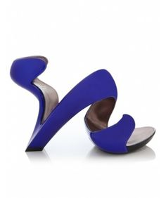 Mojito's wearable art! These new high heels are sure to turn some heads.