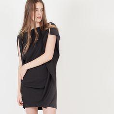 Modern Citizen  |  Lili Asymmetric Flutter Dress