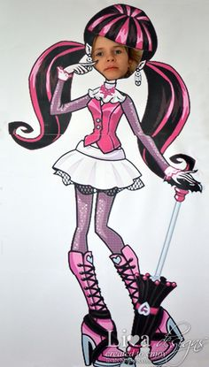 @Jamie Wise Wise Wise Wise Wise Wise dillard Monster High Party - girl & boy poster people for pictures