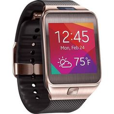 SAMSUNG Galaxy Gear 2 SM-R380 Smart Watch with Heart Rate Monitor - menswomenswatches... COMMENT.