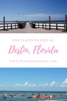 Destin is a great destination for a family vacation. Here are tips on places to visit and where to eat. (scheduled via http://www.tailwindapp.com?utm_source=pinterest&utm_medium=twpin&utm_content=post164431695&utm_campaign=scheduler_attribution)