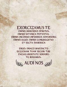 Exorcise Demons