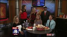 Fox Trot auction winner gets behind-the-scenes look at Fox 8 Morning Show