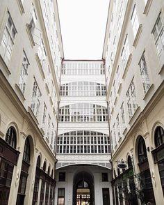 streets of Vienna, Austria💕 Vienna Austria, Multi Story Building, Wanderlust, Street, Instagram Posts, Walkway
