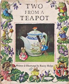 Looking for a childrens book about a mouse who lived in a teapot ...this is not it but cute