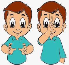 Saberes e Fazeres em Nossas Mãos: Frutas em Libras Fictional Characters, Brazil, Pasta, Sign, Portfolio Covers, Sign Language, Hearing Impaired, Posters, Early Education