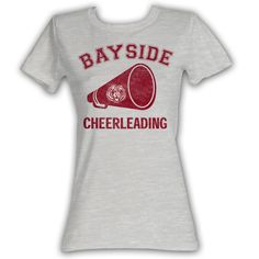 Saved By The Bell Cheerleading Shirt