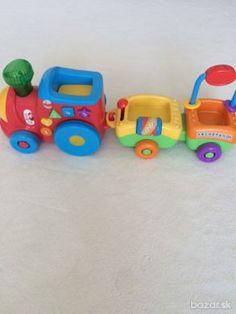 Predám hrací traktor, ktorý spieva, chodí