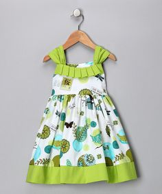 Adorable Green Dress!!