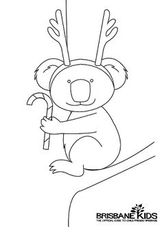 australian themed christmas colouring in aussie christmas summer christmas christmas 2017 australian christmas