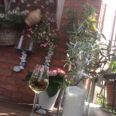 Varm sommerdag, kold hvidvin