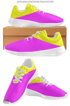 Colorful Splashed Watercolor Giraffe Mens Running Shoes Mesh Soft Lightweight Sport Shoes