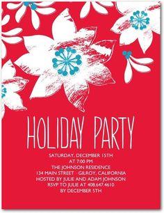 Carte Invitation Arbre De Noel