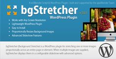 Discount Deals bgStretcher WordPress Bg Image Resizer & SlideshowThis site is will advise you where to buy