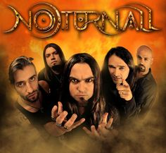 Resenha do Rock: Saibam mais sobre a NOTURNALL