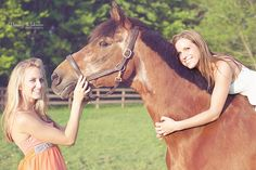 best friends with their horses.. wendyrakvicaphotography.com upstate NY natural light photographer