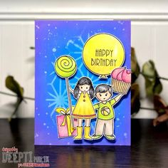 Card by Deepti