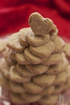 Pan de Polvo. Heaven in every little bite. :) A Mexican holiday favorite!