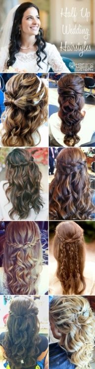 Hair opinions appreciated :) : wedding Half Up Half Down Prom Hairstyles Half Updos Prom Hairstyles2010 2011