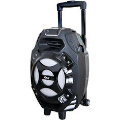 Qfx 2600-watt Pbx-61081bt Portable Bluetooth Party Speaker