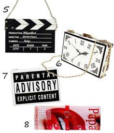 Onde Comprar Bolsas Online? - Funny, Chic and Cool Bags  http://viroutendencia.com/2014/04/30/8-modelos-de-bolsas-divertidas-e-diferentes-para-comprar-online/