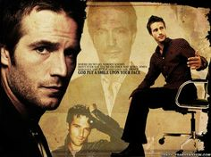 Michael Vartan - half the reason to watch Alias